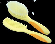 NUK Nukolino Comb & Brush Set