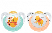 NUK Disney Winnie the Pooh Latex Soother