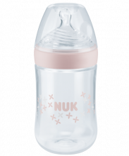 NUK Nature Sense 260ml Bottle