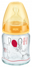 NUK Disney Winnie the Pooh 120ml Glass Bottle