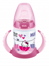 NUK Hello Kitty 150ml PP Learner Bottle