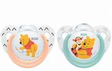 NUK Disney Winnie the Pooh Silicone Soother